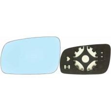 LUNA PARA ESPEJO MANUAL VOLKSWAGEN JETTA A4 4 puertas 98-08 ORIGINAL Azul IZQUIERDO