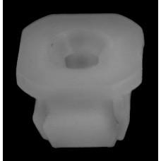 GRAPA CHEVROLET 74+ para tornillo # 8-10 parrilla-Bisel de faros alto 0.8 cm. (20 piezas)