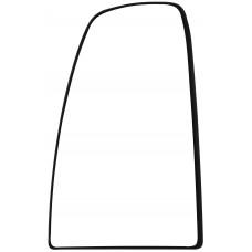 LUNA ESPEJO INTERNATIONAL 9200-9400 Superior con desempañador Alto 31.2 cm. IZQUIERDO