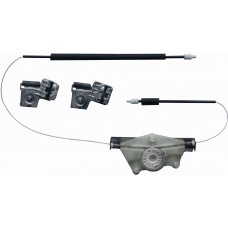 CHICOTE ELEVADOR VW JETTA A4 Mod. 99-14 incluye cables bases terminales rodillo DELANTERO DERECHO
