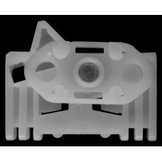 BASE CHICOTE ELEVADOR CHEVROLET Meriva Mod. 04-10 incluye rodillo IZQ
