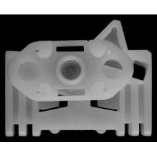 BASE CHICOTE ELEVADOR CHEVROLET Meriva Mod. 04-10 incluye rodillo DER