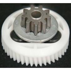 ENGRANE P/ MOTOR ELEVADOR ELEC. FORD (doble) c/engrane metalico y rodillos