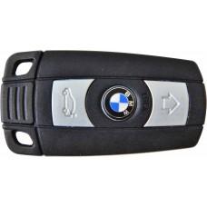 CARCASA BMW Serie 3 Mod. 06-09 3 botones de presencia para control de alarma