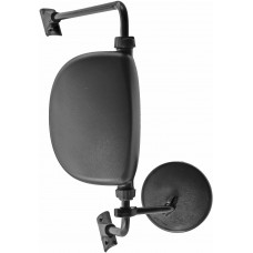 ESPEJO HYUNDAI H-100 Mod. 02-05 texturizado incluye brazos y espejo convexo DERECHO