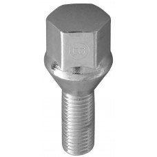 BIRLO CROMADO PARA RIN 12 x 1.5 mm. Hexagono 3/4