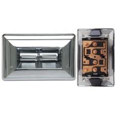 CONTROL Elevador Elec. CHEVROLET Cam.85-95 Blazer 84-91 Suburban 83-91 Century 78-81 * 6 Pin 2 Teclas