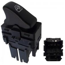 CONTROL Elevador Elec. CHEVROLET Corsa-Astra-Tornado Mod. 00-08 * 4 Pin * 1 Tecla