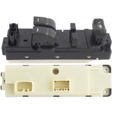 CONTROL Elevadores electricos CHEV. Colorado-Canyon 04-12 de 2 puertas * 8+14 Pin 3 Teclas