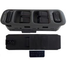CONTROL Elevadores y seguro Elec. CHEV. Geo Tracker 99-04 SUZUKI Vitara 99-04 * 6 Teclas