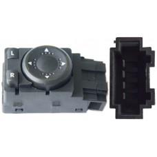 CONTROL Espejo Elect. VW Beetle Mod. 94-04 Passat 98-01 * 4 Pin 3 Teclas