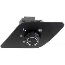 CONTROL Espejo Elect. VW Jetta GLI 99-15 Golf 99-07 Derby 06-08 Variant 02-05 Sharan 03-10 Polo 00-02 Beetle 98-10 * 6 Pin 1 Perilla