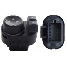 CONTROL Espejo electrico CHEVROLET Silverado-Sierra 1500 Mod. 07-13 Silverado-Sierra 2500-3500 Mod. 07-14 * 9 Pin 6 Teclas