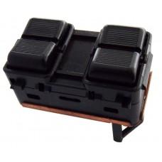 CONTROLES Elevadores Electricos CHEVROLET Astro-Safari Mod. 85-95 Delantero izquierdo 6 Pin 2 Teclas