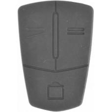 GOMA PARA CONTROL DE ALARMA CHEVROLET Vectra 3 botones