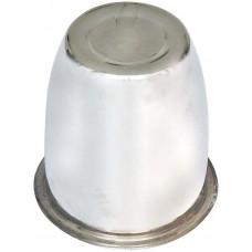 TAPACUBO Rin CHEVROLET Camta. Mod. 80-89 lamina cromada (copa) (Jgo. 4 pzas)