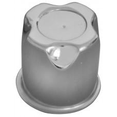 TAPACUBO Rin CHEVROLET Resaques lamina cromada (copa) (Jgo. 4 pzas)