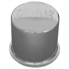 TAPACUBO Rin CHEVROLET Rin Cragar lamina cromada (copa) (Jgo. 4 pzas)