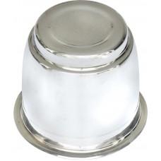 TAPACUBO Rin FORD Camta. (americano) lamina cromada (copa) (Jgo. 4 pzas)