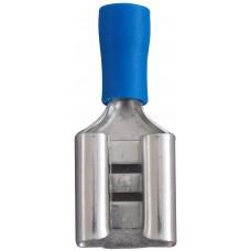 TERMINAL PARA CABLE AISLADA DE ENCHUFE Hembra 9.5 mm. Azul (50 pzas)