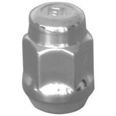 TUERCA CROMADA P/ RIN TOYOTA, MAZDA, MITS., FORD, CHEV.Rosca M12x1.5 Hex. 19 mm. Altura 3.2 cm.