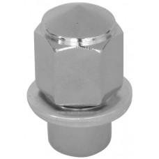 TUERCA CROMADA P/ RIN UNIVERSAL Magnesio Codigo K Rosca M12x1.5 Hex.13/16