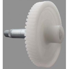 ENGRANE MOTOR LIMPIAPARABRISAS CHEVROLET Meriva Mod.08+ de 61 dientes izquierdo Sistema Trico