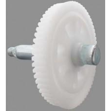 ENGRANE MOTOR LIMPIAPARABRISAS DODGE Stratus Mod. 01-06 de 63 dientes derecho Sistema Trico