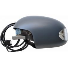 ESPEJO VOLKSWAGEN Beetle Mod. 06-10 ELECTRICO con luz direccional para pintar IZQUIERDO