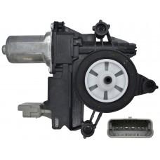 MOTOR P/Elevador Electrico NISSAN Versa-Xtrail-Oroch-Duster Mod. 19-21 * 6 Pin Delantero IZQUIERDO